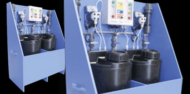 TwinOxide SafeTODose Unit